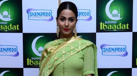 Hina Khan: Trolls are faceless and don't bother me at all