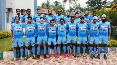 Hockey India squad