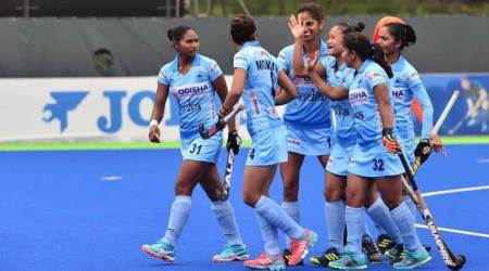Indian women hockey team hold Korea to a 1-1 draw