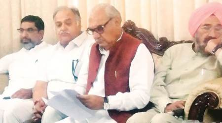 'Black Brahmin' question in competitive exam: Ex-Haryana speaker vows to filecomplaint