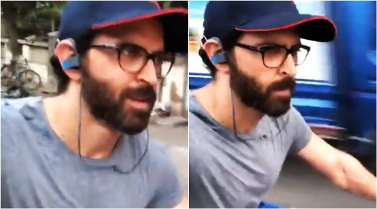 Twitter slams Hrithik Roshan for taking up Centre's fitness challenge