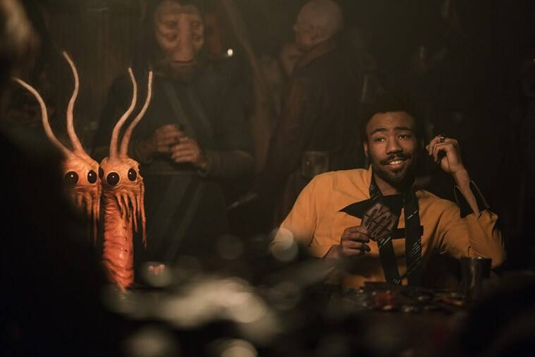 donald glover in star wars story