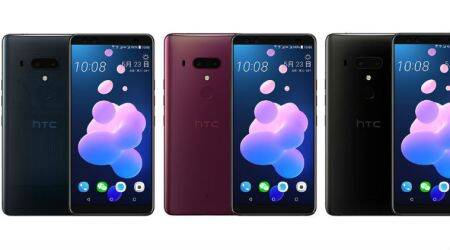 HTC U12+ images, full specifications leaked on official site ahead of May 23 launch