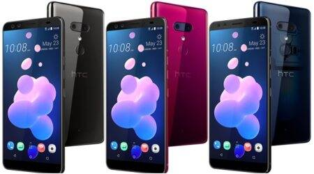 HTC U12+ with four cameras, Snapdragon 845 launched: Key specifications and features