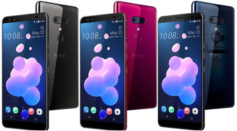 HTC U12+: Top 5 smartphones in India that will compete with