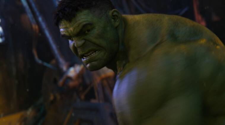Why was Hulk not coming out in Avengers: Infinity War?