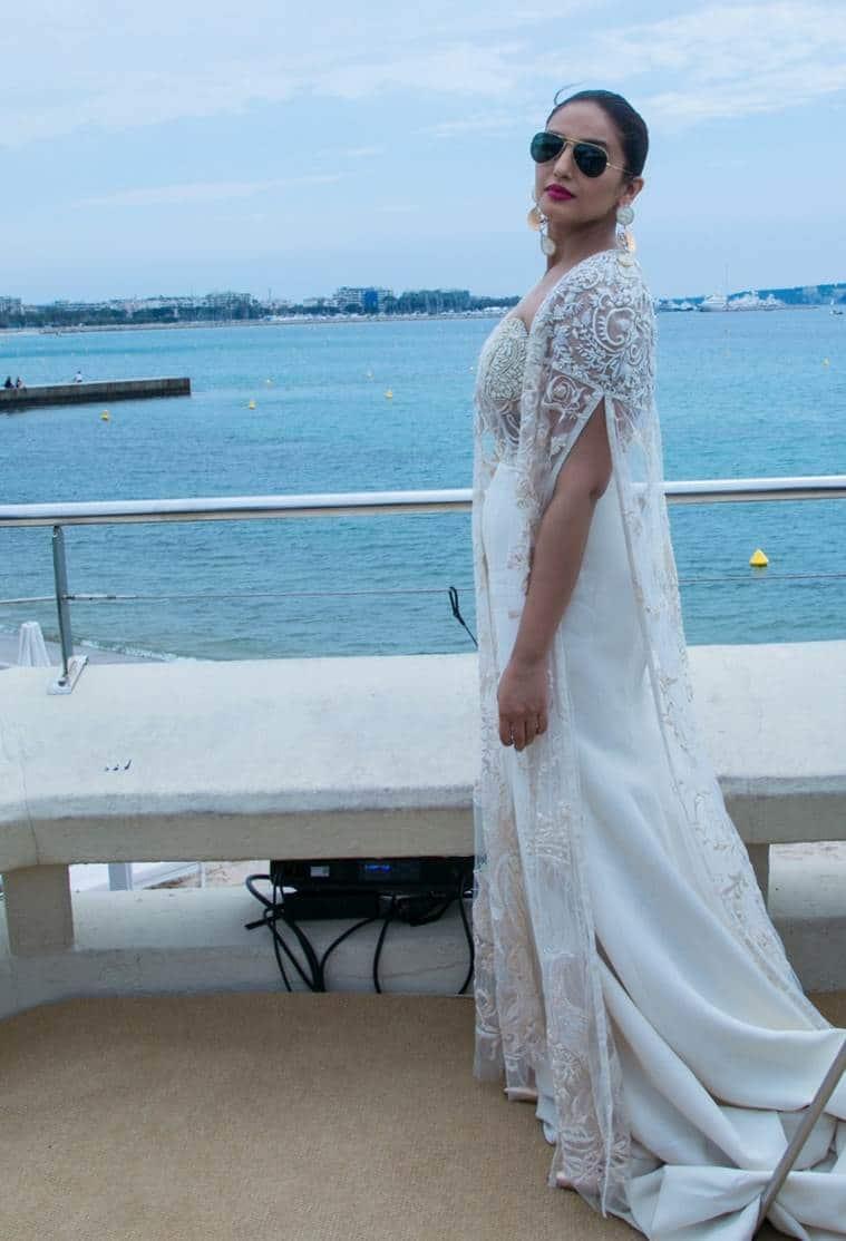 huma qureshi at Cannes Film Festival