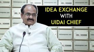 Idea Exchange with UIDAI CEO Ajay Bhushan Pandey