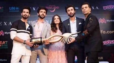Ranbir Kapoor, Shahid Kapoor, Kartik Aaryan and Karan Johar announce 19thIIFA