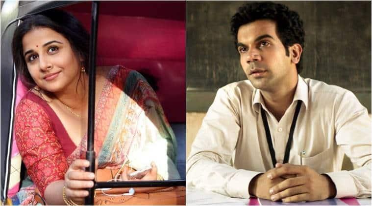 IIFA nominated films Tumhari Sulu and Newton