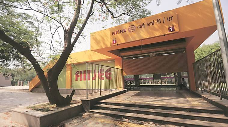 'Parents have asked if FITJEE is the official coaching partner for IIT aspirants'.
