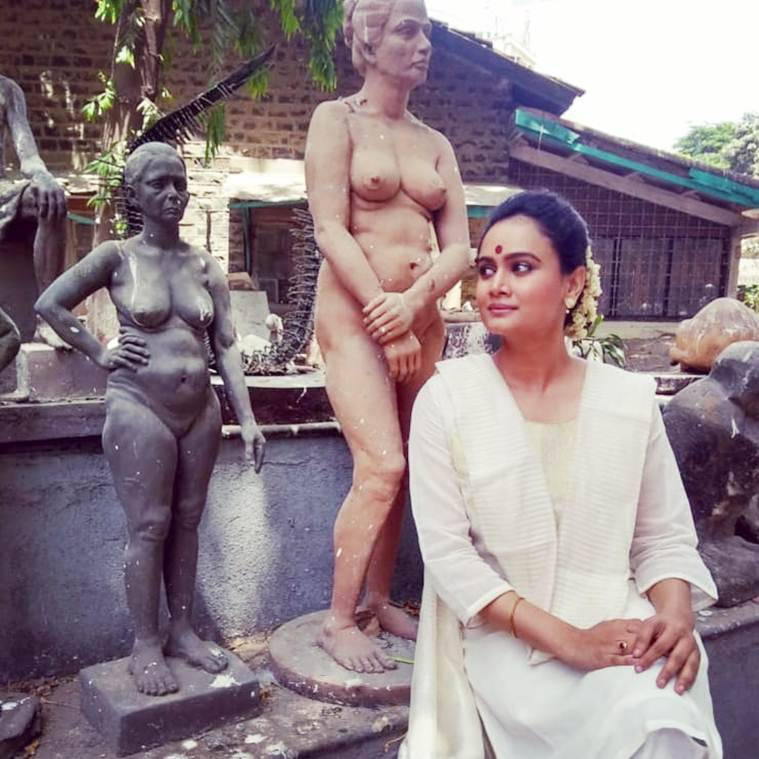 Kalyanee Mulay in nude