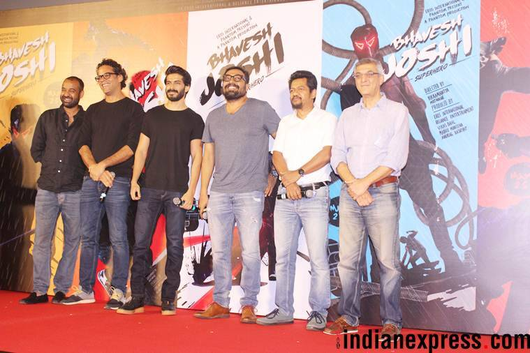 cast and crew of bhavesh joshi film