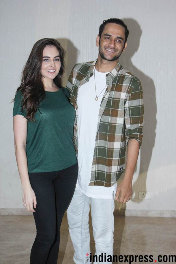 vikas gupta at veere di wedding screening