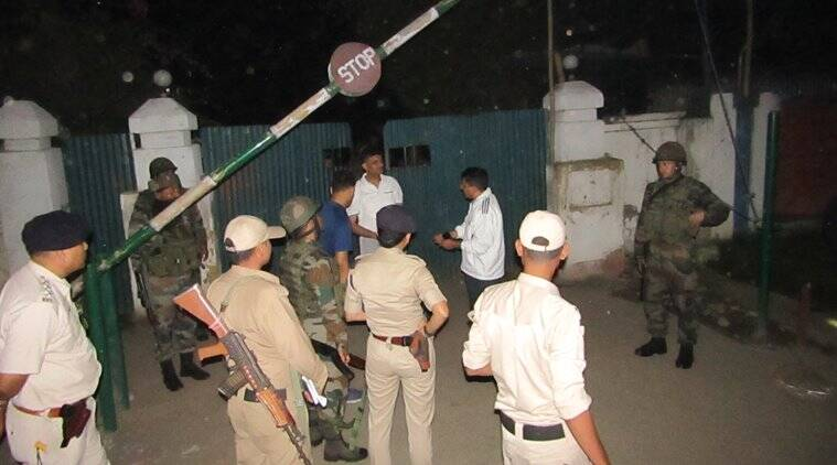 Clashes in Assam's Tinsukia over communal FB post, FIR lodged