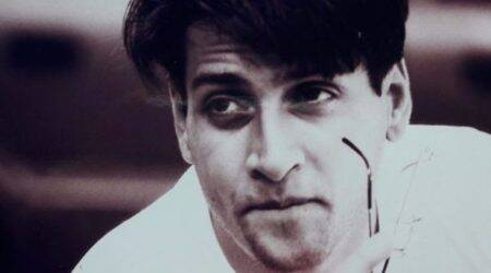 Inder Kumar's clip is a film scene:Family