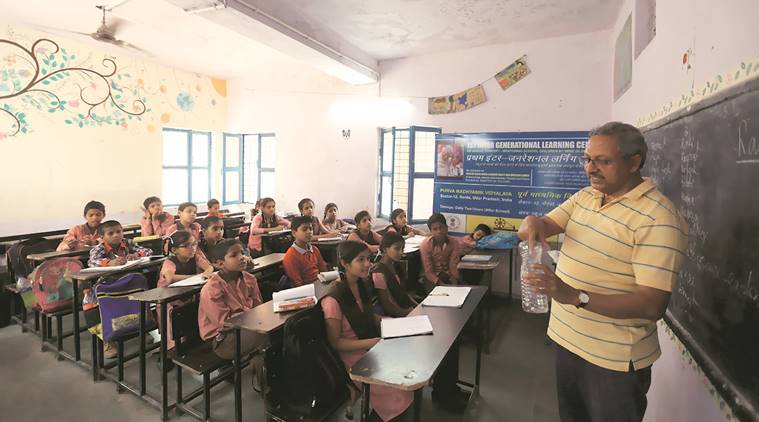 Intergenerational Learning Centre: An AIIMS idea brings young, old together in capital's classrooms