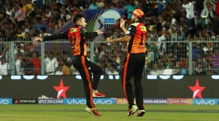 IPL 2018, SRH vs KKR Highlights: Rashid Khan turns things around to take SRH to final