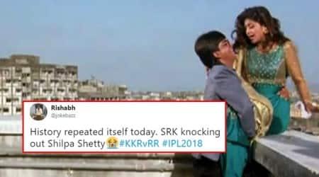 IPL 2018 KKR v RR: Twitter abuzz after Kolkata Knight Riders win eliminator match by 25runs