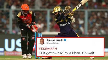 IPL 2018, SRH vs KKR: Rashid Khan's performance takes the cake; Twitterati crack jokes for final CSK vs SRH match