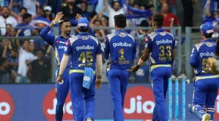 IPL 2018, MI vs KKR: Mumbai Indians beat Kolkata Knight Riders by 13 runs at WankhedeStadium