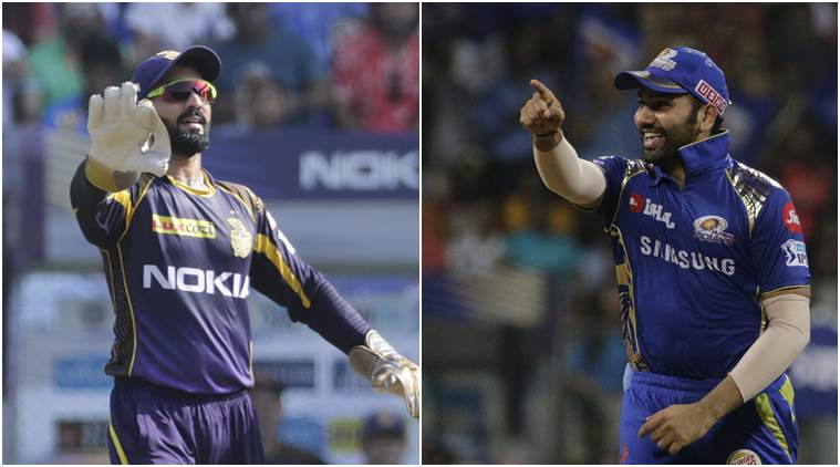 IPL 2018, KKR vs MI: Hosts win toss, opt to field