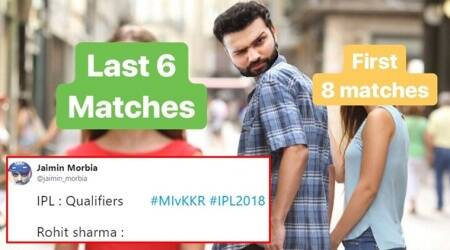 IPL 2018: Here's why Mumbai Indians' win against Kolkata Knight Riders got Twitterati buzzing