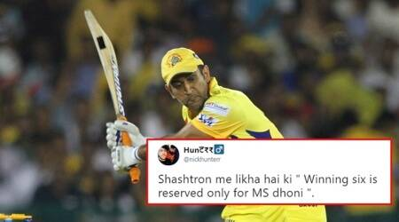 IPL 2018, CSK vs KXIP and MI vs DD: Netizens gush over MS Dhoni's winning six, try to lip-read Priety Zinta's words