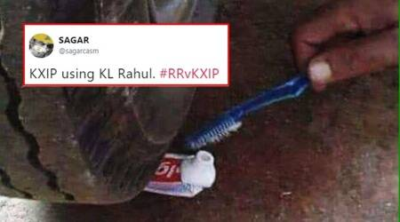 IPL 2018: Kings XI Punjab's loss to Rajasthan Royals creates a buzz on the Internet