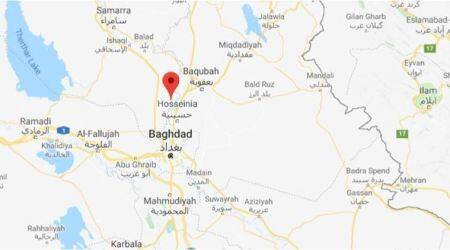 Drive-by shooting kills eight in north of Baghdad: Iraqi officials