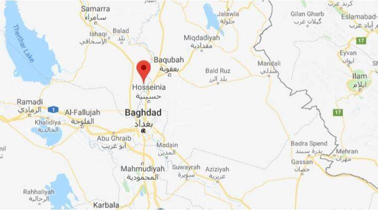 Drive-by shooting kills 8 north of Baghdad: Iraqi officials