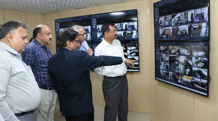 Cameras with Artificial Intelligence to monitor railway kitchens