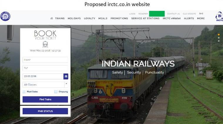 irctc ewallet how to register make payment for booking tickets