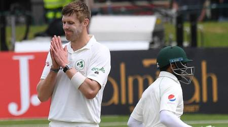Ireland fail to create history in maiden Test; Pakistan win by 5 wickets