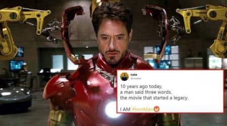 10 years of Iron Man: Netizens recall how Robert Downey Jr aka Tony Stark became their 'favourite superhero'