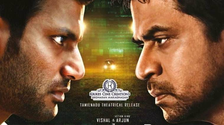 Irumbuthirai review: