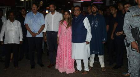 Mukesh Ambani's daughter Isha Ambani gets engaged to Anand Piramal of Piramal group