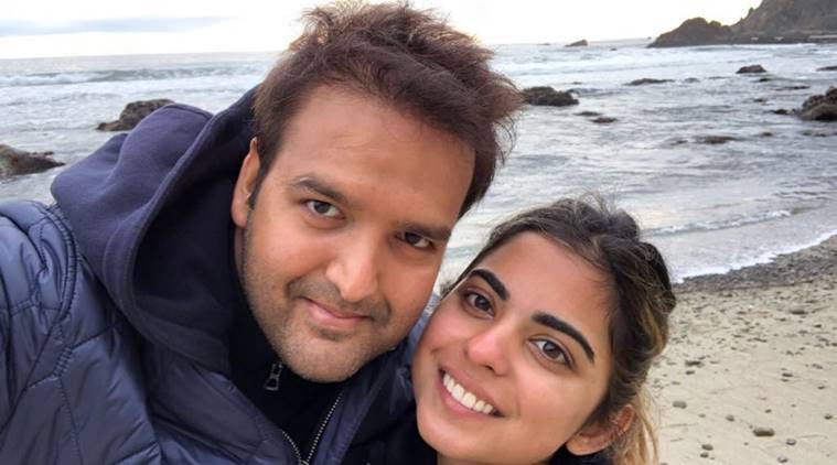 isha ambani engagement to anand parimal