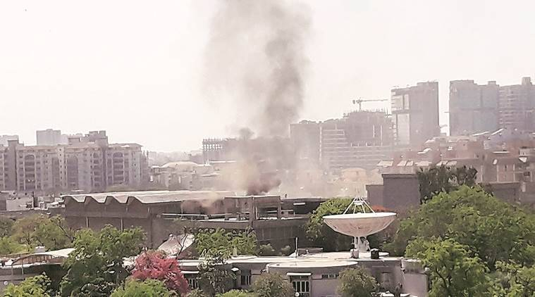 Ahmedabad: Major Fire at ISRO Space Applications Centre, One CISF Personnel Injured