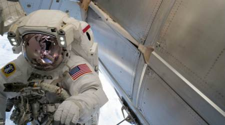 NASA: 3 International Space Station astronauts to return to Earth on June 3