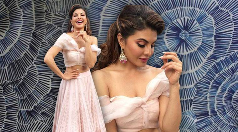 Jacqueline Fernandez, Jacqueline Fernandez Race 3, Race 3 promotions, Jacqueline Fernandez latest photos, Jacqueline Fernandez fashion, Jacqueline Fernandez western outfits, indian express, indian express news