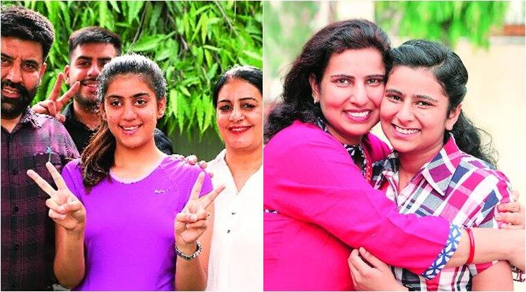 ICSE Results 2018:Two Class X girls from Jalandhar school bag 2nd and 3rd rank in India