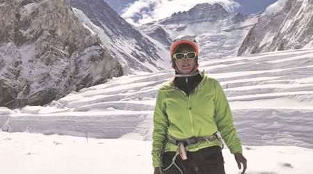 Gurgaon mountaineer Sangeeta becomes oldest Indian woman to climb Mt Everest
