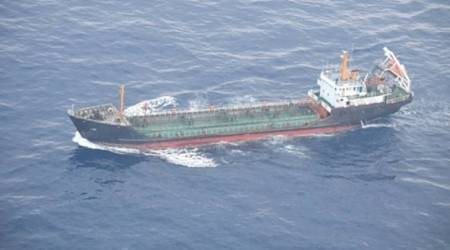 Japan says it has detected apparent Chinese ship breaking North Korea sanctions