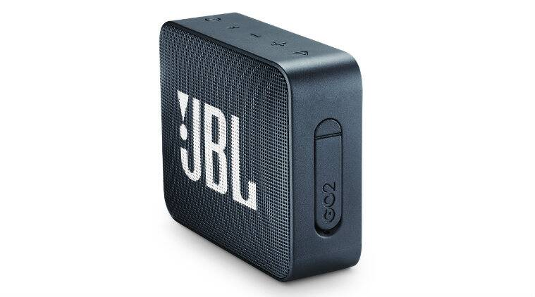 Jbl Go 2 Waterproof Bluetooth Speaker Launched At Rs 2 999 Technology News The Indian Express
