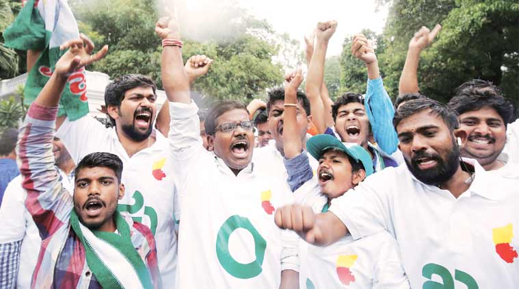 Karnataka Assembly Election Results 2018: As Congress sees opportunity in loss, mood swings in party offices