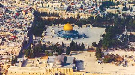 Blood and faith: Why Jerusalem iscontested
