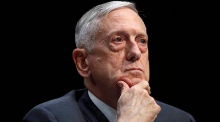 US Defence Secretary Jim Mattis to meet Chinese counterpart amid US-Chinatensions