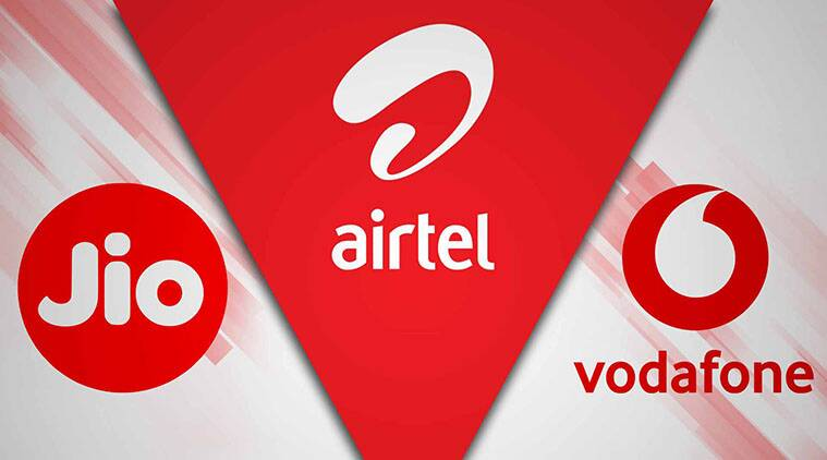 Airtel vs Vodafone vs Idea vs Jio