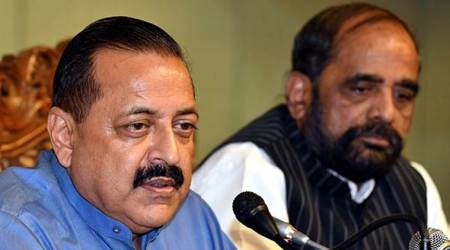 No decision to be taken which may undermine morale of security forces in J-K: MoS Jitendra Singh
